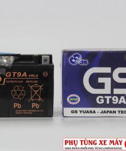 Bình ắc quy GS GT9A