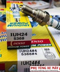 Bugi Denso Iridium IUH24 (chính hãng) dành cho SH Ý, Dylan, PS