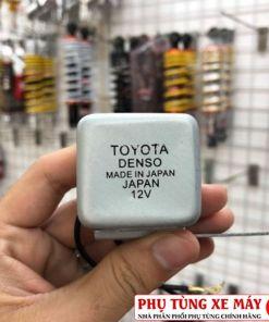 Cục kêu báo Xi nhan ting tong Toyota Denso
