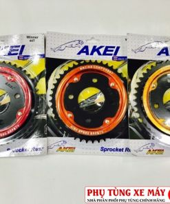 Dĩa tải Akei size 44T, 45T cho Honda Winner, CBR