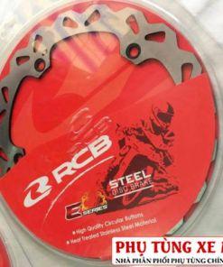 Đĩa thắng RCB (chính hãng) trước cho Satria, Raider