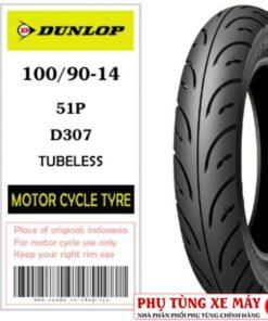 Dunlop 100/90-14 D307