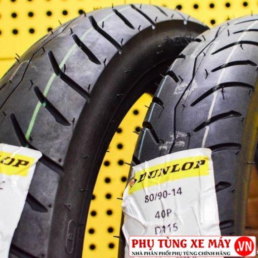 Dunlop 80/90-14 D115