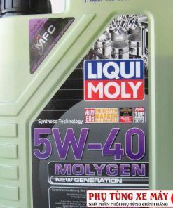 Liqui Moly Molygen 5W40