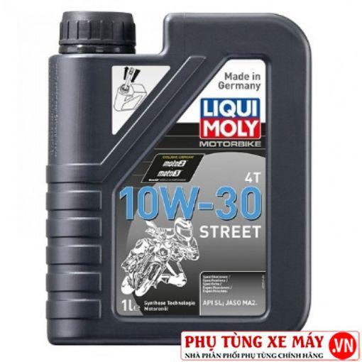 Liqui Moly Motorbike Street 4T 10W30