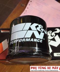 Lọc nhớt K&N 204 dành cho các dòng xe Honda, Yamaha