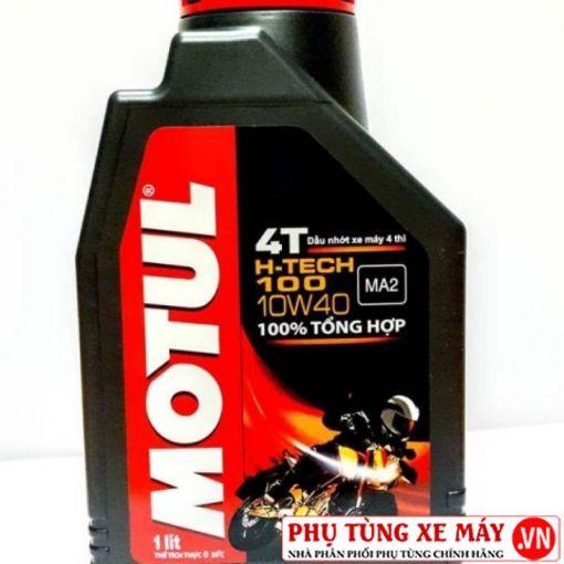 Motul H-Tech 100 4T 10W40