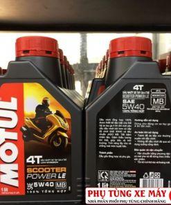 Motul Scooter Power LE 5W40 1L