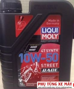 Nhớt Liqui Moly 4T Synth 10W50
