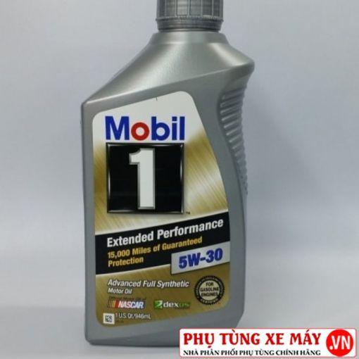 Nhớt Mobil 1 Gold 5W30