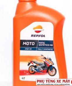 Nhớt Repsol Matic Sintetico 4T 10W30