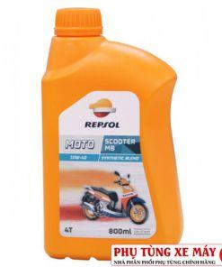 Nhớt Repsol Moto Scooter MB 4T 10W40