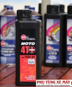 Nhớt Speed Master Moto 4T Plus 10W40