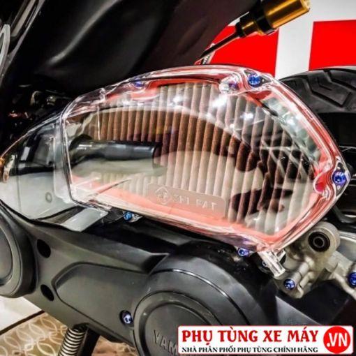 Ốp lọc gió trong suốt chính hãng Zhi.Pat dành cho Yamaha NVX