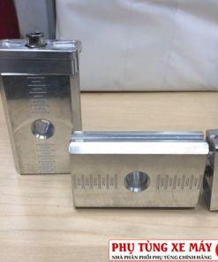 Pát tăng sên nhôm nguyên khối cho Exciter 150