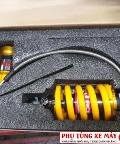 Phuộc RCB (chính hãng) DB-2 bình dầu cao cấp cho Exciter 150