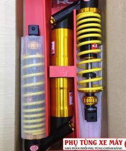 Phuộc RCB DB-2 bình dầu chính hãng cho AB125, PCX