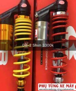 Phuộc RCB DB-2 bình dầu chính hãng cho SHVN