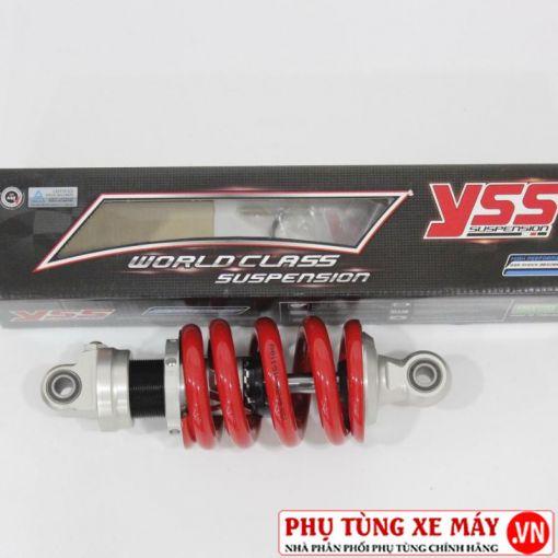 Phuộc YSS E Serie Đen/Đỏ cho xe YAMAHA Exciter 135