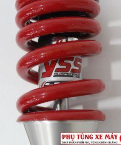Phuộc YSS E Series Đen Đỏ HONDA Sonic / Dash, SUZUKI Sport/ Fx125