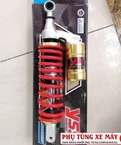 Phuộc YSS bình dầu vàng cho Vario, Click, Lead, Vision