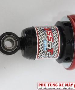 Phuộc YSS Hybrid M302 Đen/Đỏ YAMAHA Exciter 135
