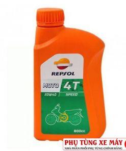 Repsol Moto Matic 4T 10W30