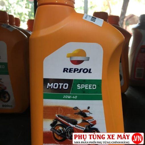 Repsol Moto Speed 4T 20W40