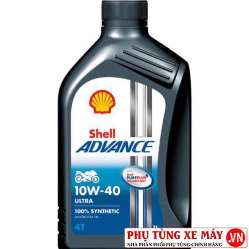 Shell Advance Ultra 10W40 1L 1