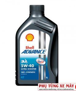 Shell Advance Ultra Scooter 5W40 0,8L