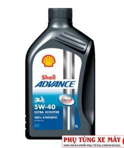 Shell Advance Ultra Scooter 5W40 1L