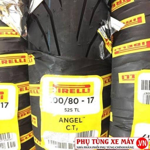 Vỏ Pirelli 100/80-17 Angel City