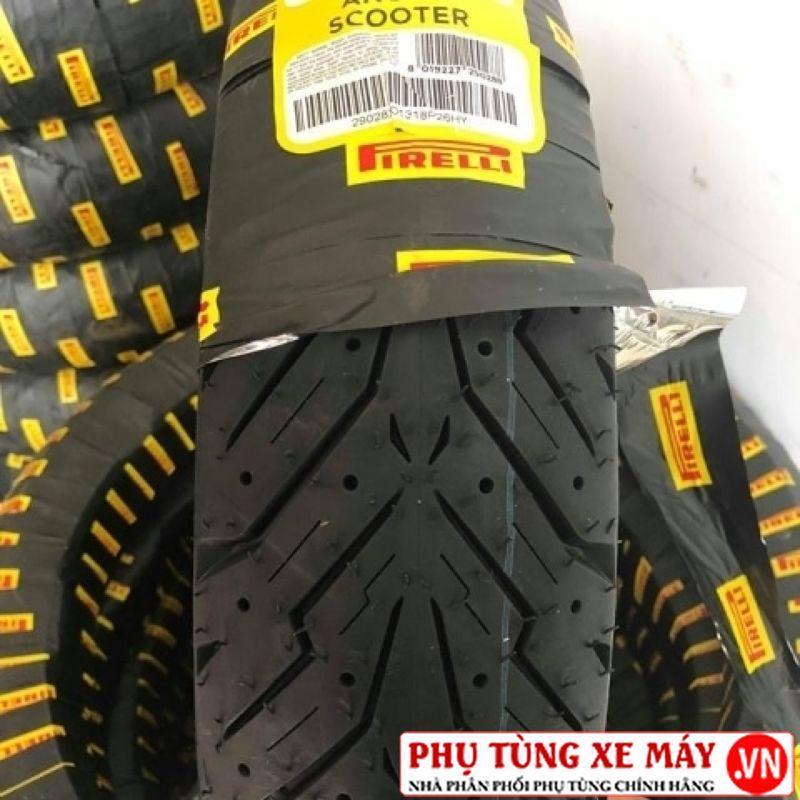 Vỏ pirelli 11070-16 angel scooter - 1
