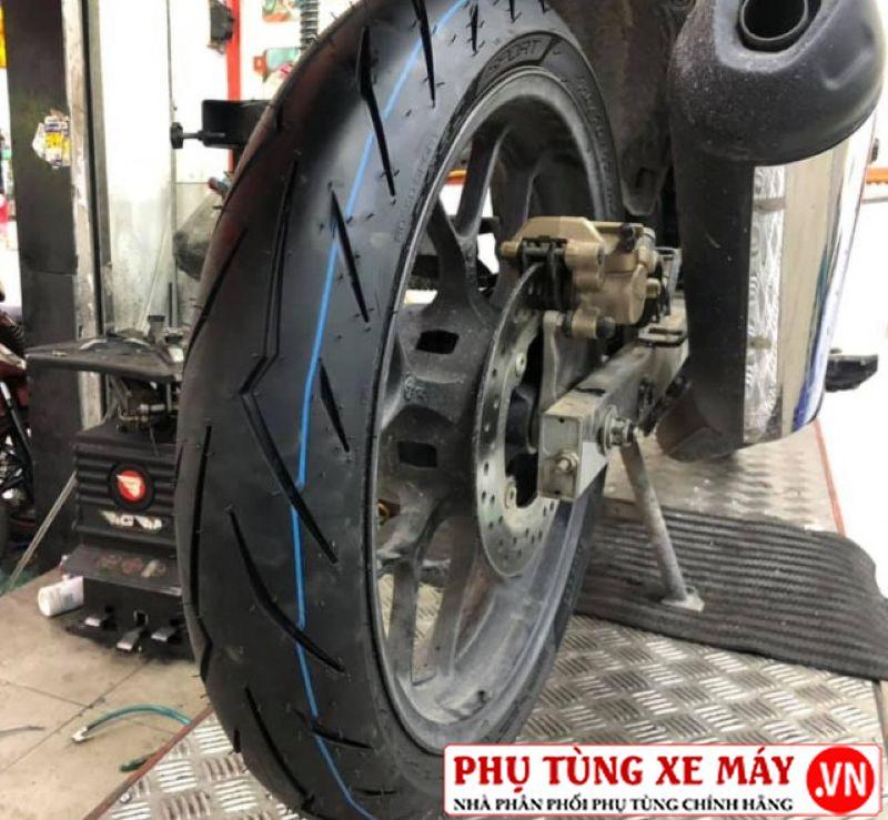 Vỏ pirelli 11070-17 diablo rosso sport - 2