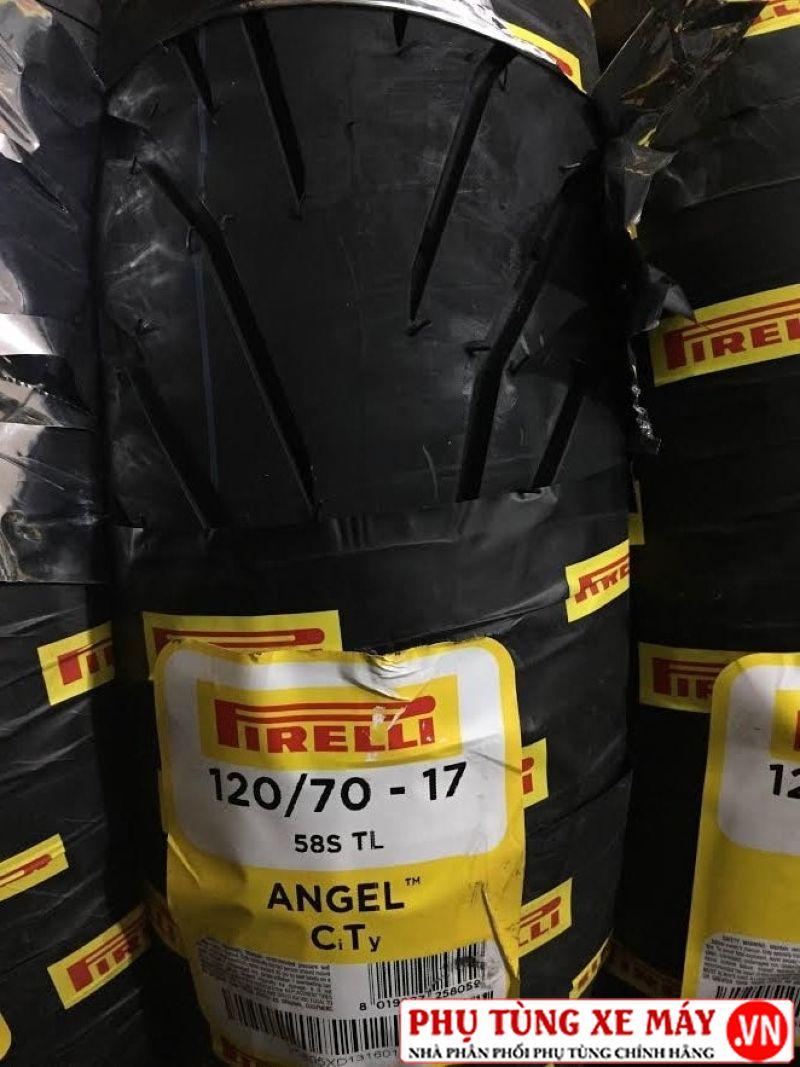 Vỏ pirelli 12070-17 angel city - 1