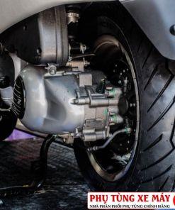 Vỏ Pirelli 130/70-12 Diablo Rosso Scooter