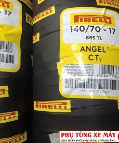 Vỏ Pirelli 140/70-17 Angel City