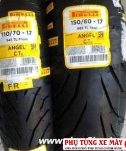 Vỏ Pirelli 150/60-17 Angel City
