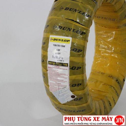 Vỏ xe Dunlop D305 130/70-13