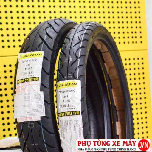 Vỏ xe Dunlop TT902 100/70-17